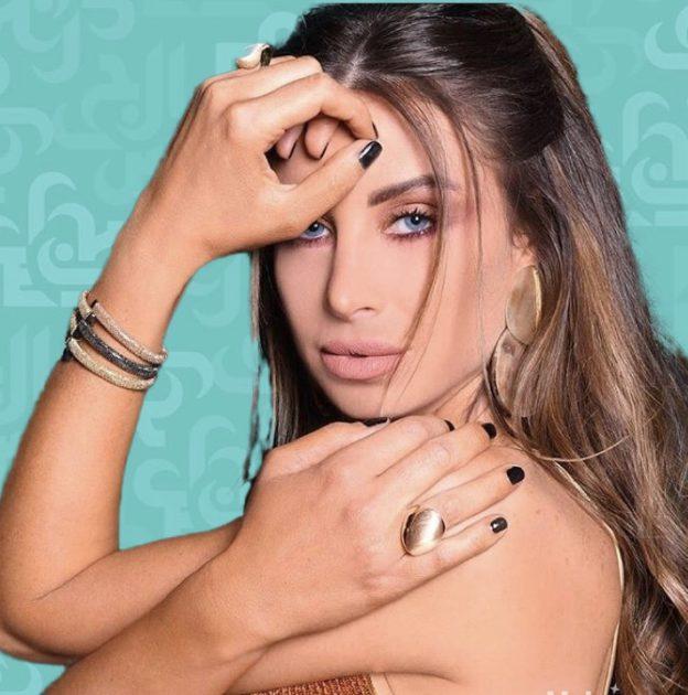 أنابيلا هلال تبهر العرب بإطلالاتها الجميلة - صور