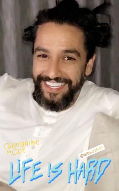 شكل أحمد الحلو