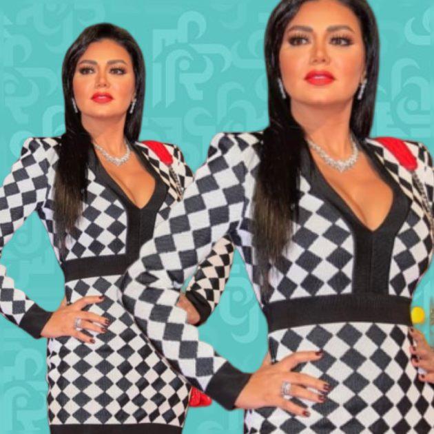 رانيا يوسف بالقصير والبلوزة عرضتها للإنتقادات - فيديو