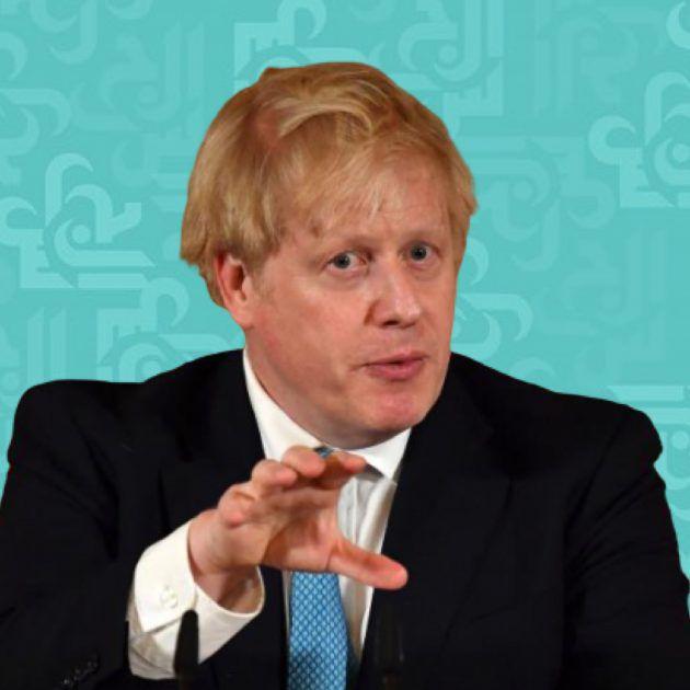 رئيس وزراء بريطانيا مصاب بالكورونا