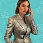 مريم أوزرلي بمظهر جديد وتعرّضت لهجوم - صورة
