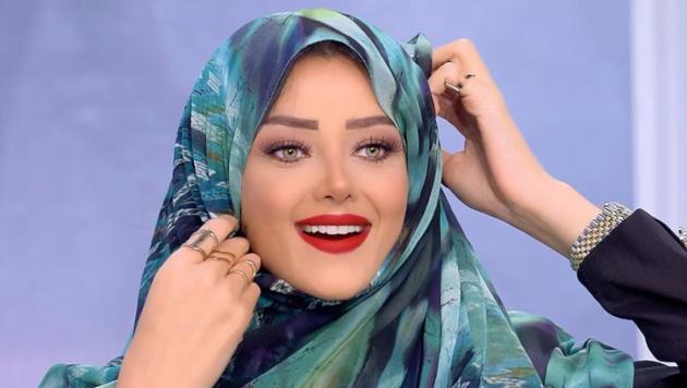 رضوى الشربيني بالحجاب
