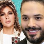 أصالة نصري تقلد رامي عياش