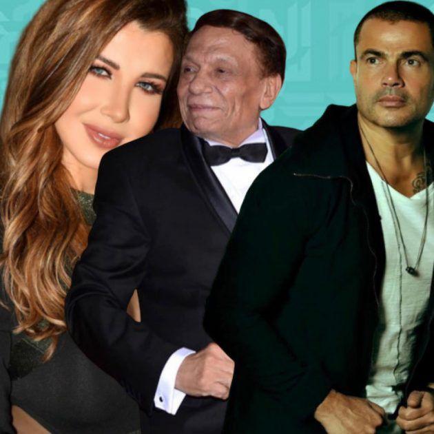 محمد فرعون يتوقع: طلاق نانسي عجرم ونجوم مصر بين موت وظروف صحية - فيديو