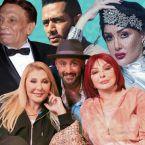نجوم مصر يتفوقون في رمضان