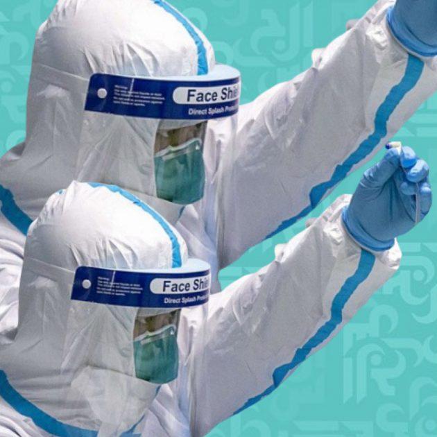 عدد الإصابات بفيروس كورونا في العالم بلغ ١،٨٦٣،١٥١ وعدد الوفيات ١١٤،٩٥٦
