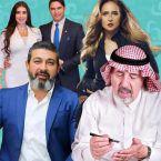هؤلاء النجوم يتصدرون في السعودية - صورة