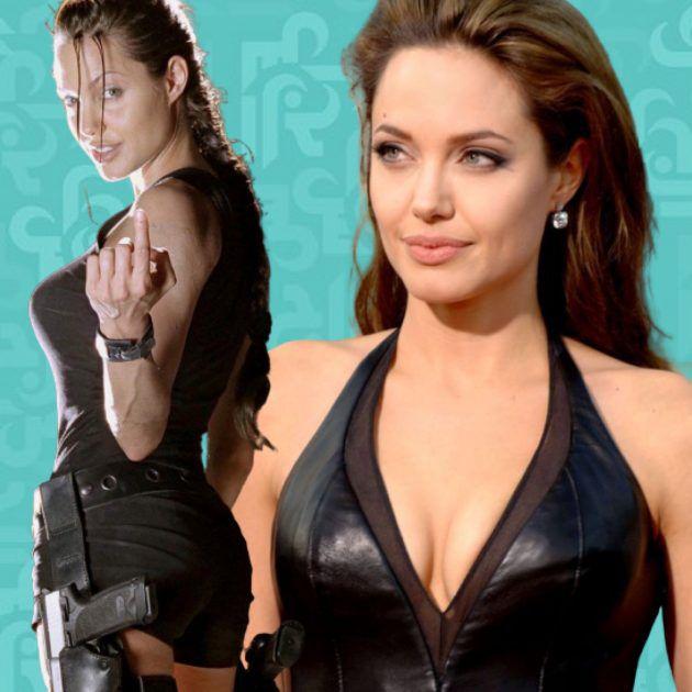 صور جنسية لأنجلينا جولي ومن يحاول تدميرها؟
