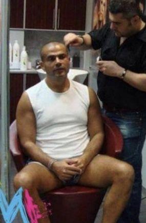 عمرو دياب بالبوكسر