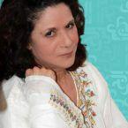 صورة نادرة وقديمة لسامية الجزائري