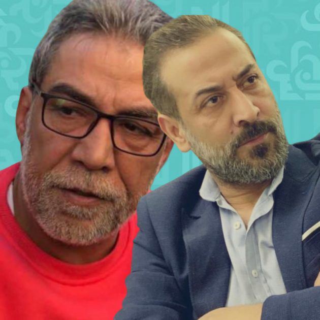 """أيمن رضا وصف عبد المنعم العمايري """"بالصايع الضايع"""" - فيديو"""