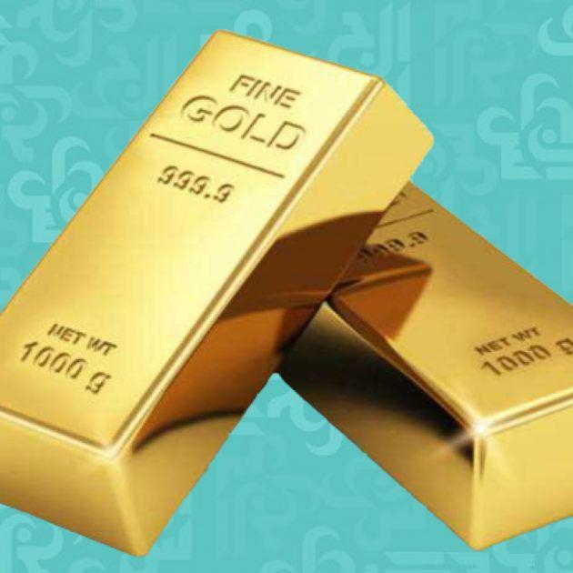 ارتفاع سعر الذهب بعد انهيار النفط الاميركي