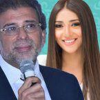 خالد يوسف تجاهل رنا هويدي ومحاولتها للإثارة مجددًا