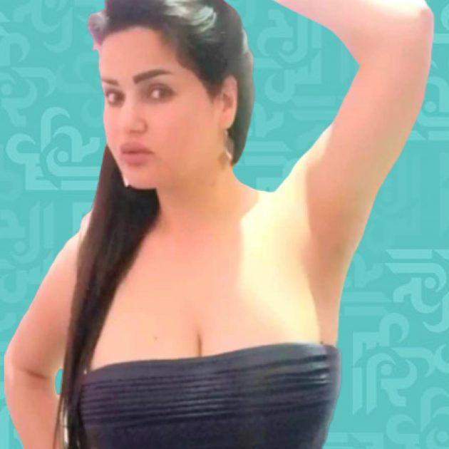 سما المصري تعرض لحمها وقلة الأدب - فيديو