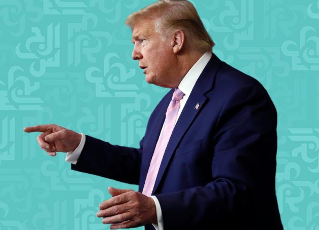 ترامب دائماً يتهم الإعلام بالزيف ولكن هل يمكنك لومه؟