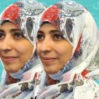 الارهابية توكل كرمان مع إسرائيليين يقررون ماذا تنشرون على الفايسبوك