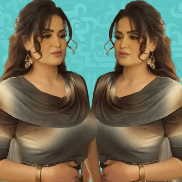 سما المصري قبل دخولها السجن كم بدت راقية - فيديو