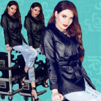 سيرين عبد النور في زفاف حبيبها وتعرض مهاراتها - فيديو