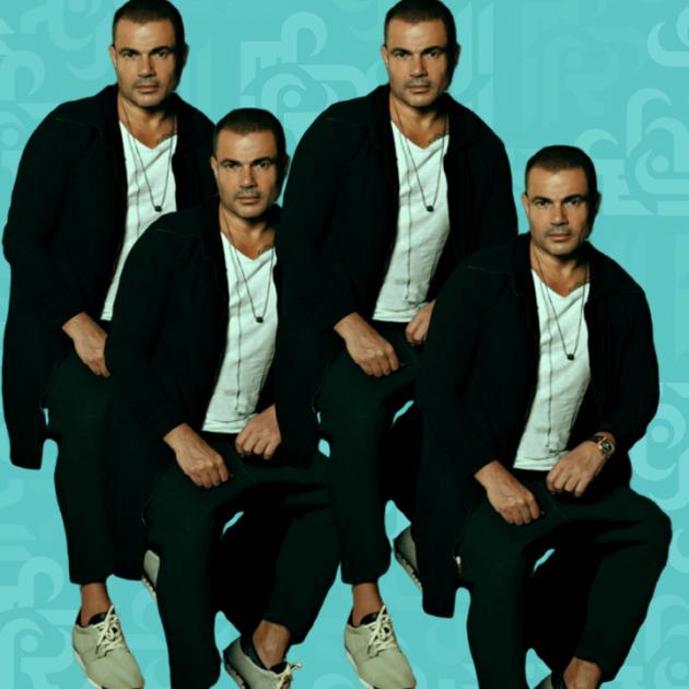 حفل عمرو دياب على أنغامي