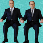 عون رئيس الجمهورية وليس بري
