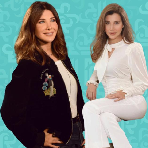 فنانة عالمية تغني لنانسي عجرم: (حلمي أن التقيكِ)! - فيديو صورة
