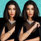 """ياسمين صبري اتهموها بشرفها وليست """"حامل"""" - صورة"""