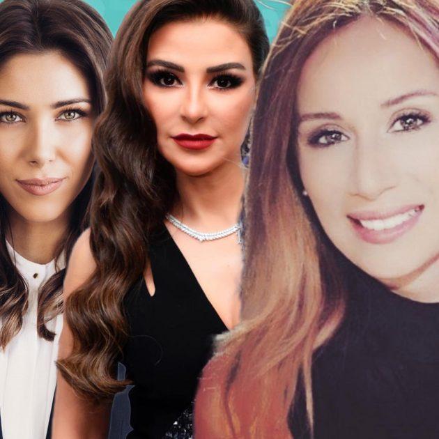 المرتبة الأولى في لبنان بين ماغي بوغصن وكارين رزق الله ودانييلا رحمة - بالأرقام
