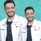 أحمد زاهر وحركة غريبة بوجهه وهل من مثله؟ - فيديو