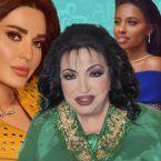 داليا مبارك تنتقم من سيرين وشتان ما بينهما وبين سميرة توفيق - ٢ فيديو