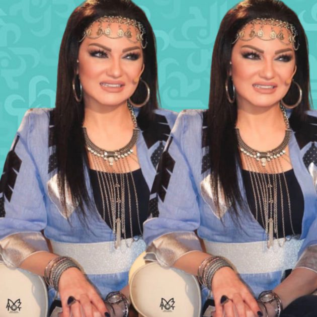 صفاء سلطان لترامب: معتوه والله - صورة