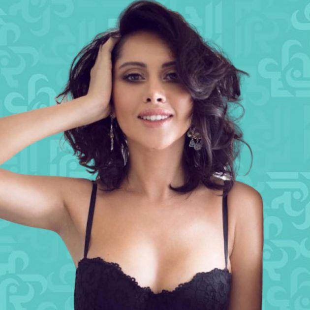 ممثلة مصرية تتحول إلى رجل - صورة