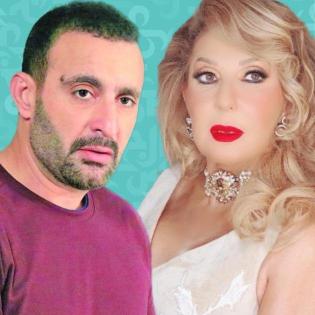 نادية الجندي أحمد السقا
