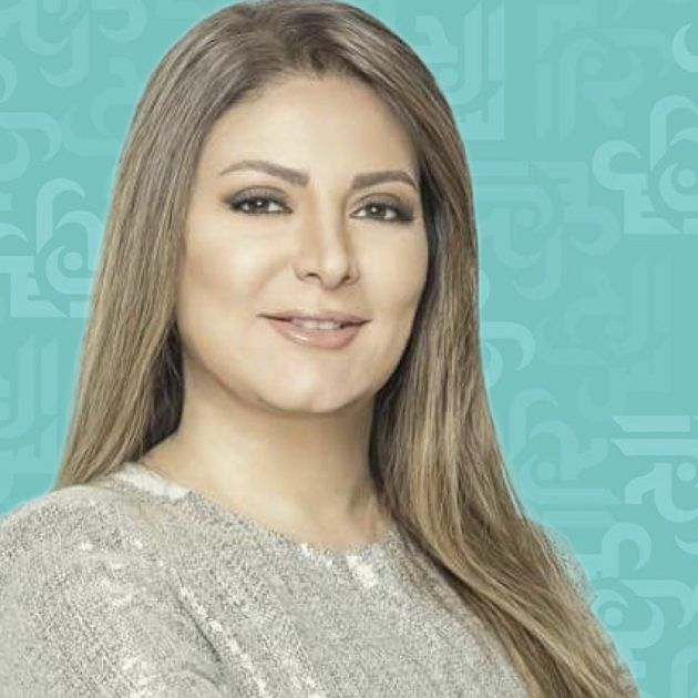 شفاء المذيعة المصرية من كورونا