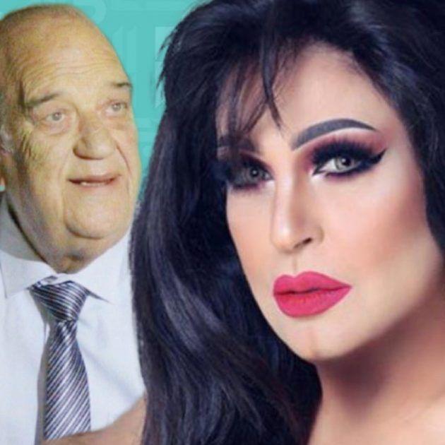 فيفي عبده تغني بعمر الشباب مع حسن حسني - فيديو