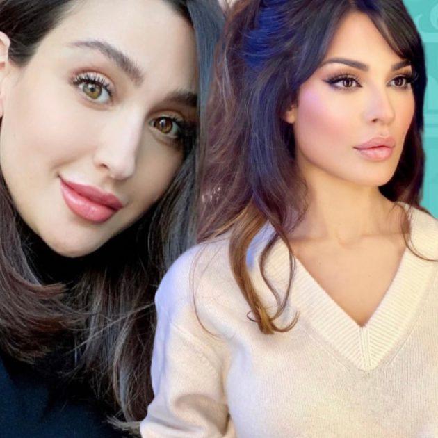 نادين نجيم وجيسي عبدو تتعرضان لموقف محرج - صورة