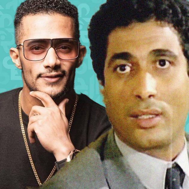 محمد رمضان وأحمد زكي