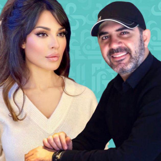 نادين نجيم أبكت وائل جسار