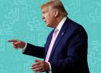 الإعلام يهاجم الرئيس الأمريكي ترامب من جديد