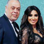 روجينا ماذا قالت عن وضع زوجها أشرف زكي الصحي؟ - صورة