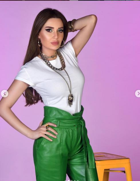اطلالة سيرين عبد النور