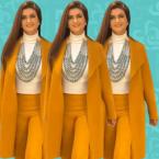 علا الفارس حزينة على أمير الكويت: الشعب الكويتي لا يتشرف بك - وثيقة