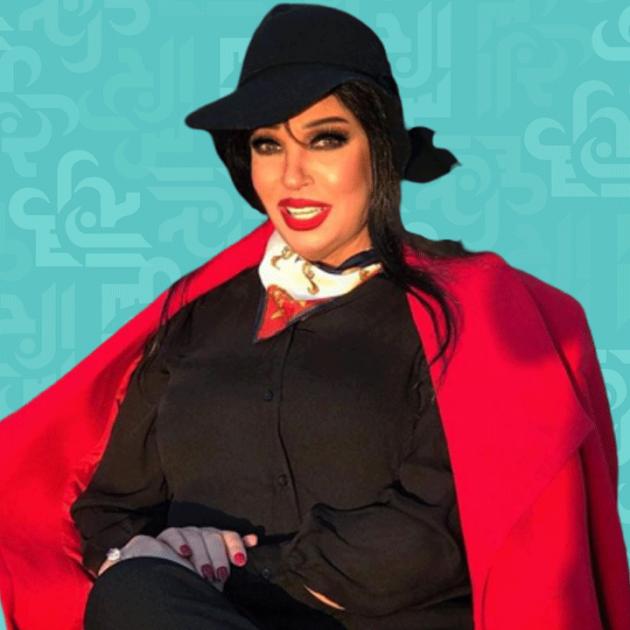 فيفي عبده بعد مرضها بالقصير كيف أصبحت - فيديو