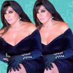 فيفي عبده بزي الراقصات ماذا ترتدي برأيكم؟ - صورة