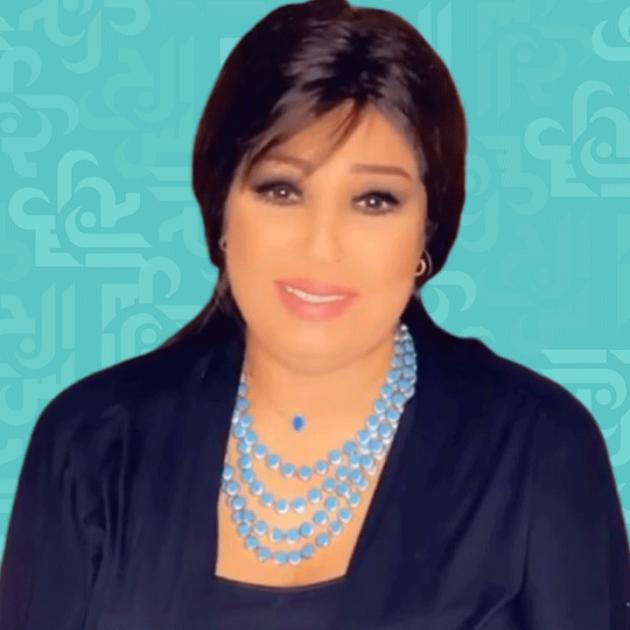 فيفي عبده بفستانٍ قصير وترهلاتها لم تزعجنا! - صورة