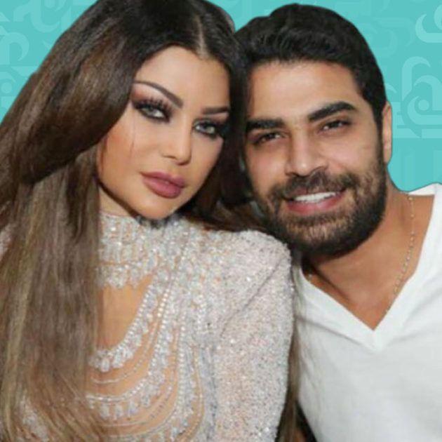 محمد وزيري لا يدافع عن نفسه هل يفضح هيفا وهبي؟ - صورة