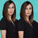 ابنة وفاء الكيلاني أصبحت شابة - صورة