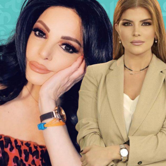 نضال الاحمدية تفتح ملف طلاق وائل كفوري ومن حاول التخلص منها - فيديو