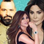 فنان لبناني يهاجم إليسا ووصفها بمجرمةٍ فرنسية واستخدم نجوى كرم؟