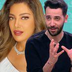 ممثل مصري أصيب بكورونا وهل ريهام حجاج نقلت إليه الفيروس؟