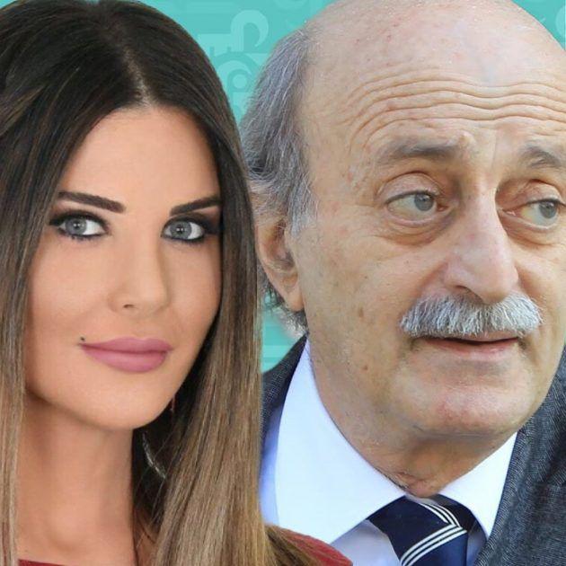 منى أبو حمزة تهاجم وليد جنبلاط: (أجبرتم زوجي وطالبتني بفدية ٢٠ مليون دولار)!